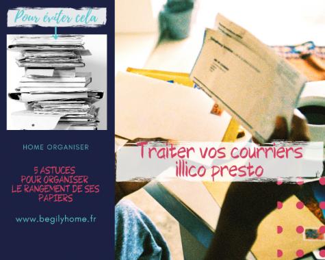 Comment organiser le rangement de ses papiers : Conseils d'une Home organiser