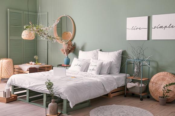 aménagement et décoration chambre